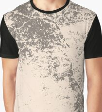 Stone Texture Graphic T-Shirt