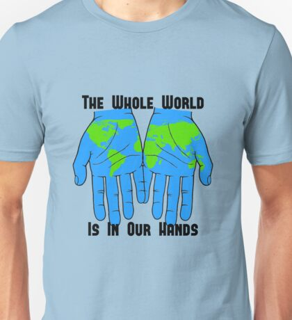Whole World in our Hands T-Shirt