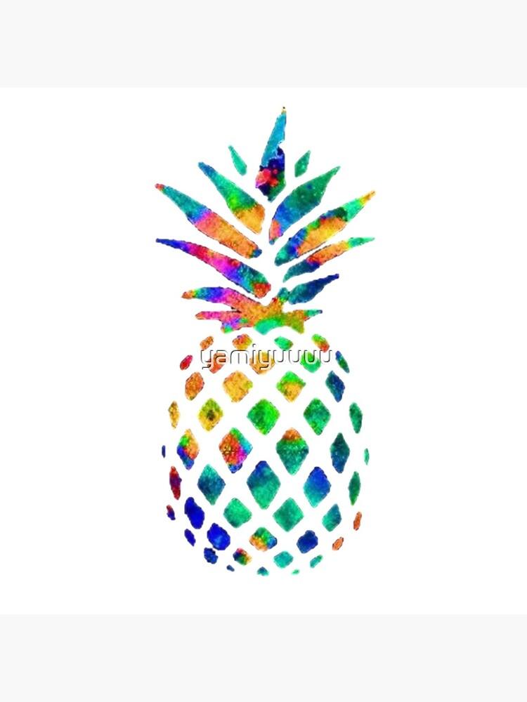 Piña de yamiyuuuu