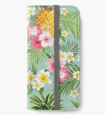 Hawaiian Pineapple iPhone Wallet/Case/Skin