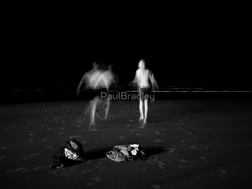 Night Swimmers by PaulBradley