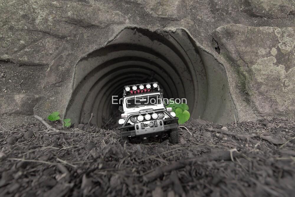 Big Boy Toy - Twisty Tunnel by Eric Johnson