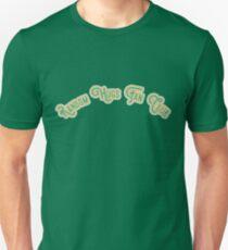 Random Hugs Fan Club - Emerald Green & Tan Version T-Shirt