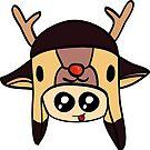 Reindeer Hat  by Andreea Butiu