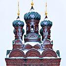 Orthodox church by Juha Sompinmäki