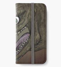 Dragon illustration iPhone Wallet/Case/Skin