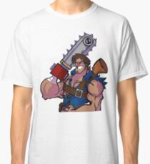 Ash Williams - BroForce Classic T-Shirt