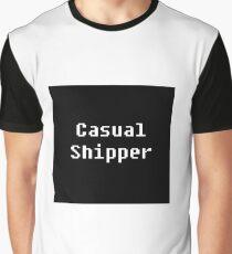 Casual Shipper Graphic T-Shirt