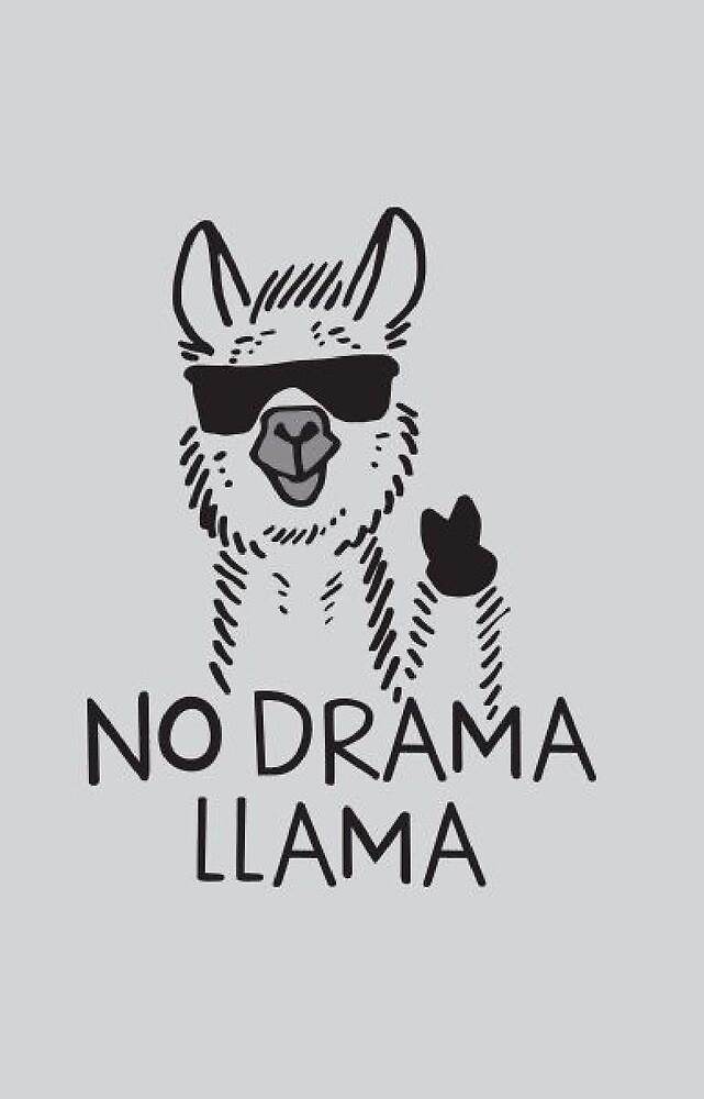 Drama llama by Rlittle