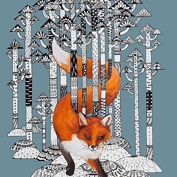 Fox  by Ruta
