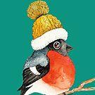 «Pájaro de invierno» de Ruta Dumalakaite