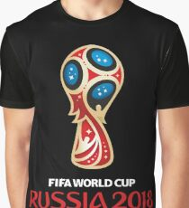 43e92ea80 Russia World Cup 2018 Graphic T-Shirt