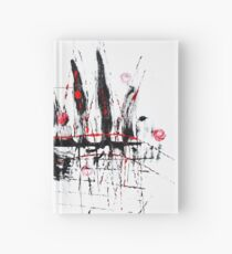 Hamburger Hafen ... unikat Malerei Hardcover Journal