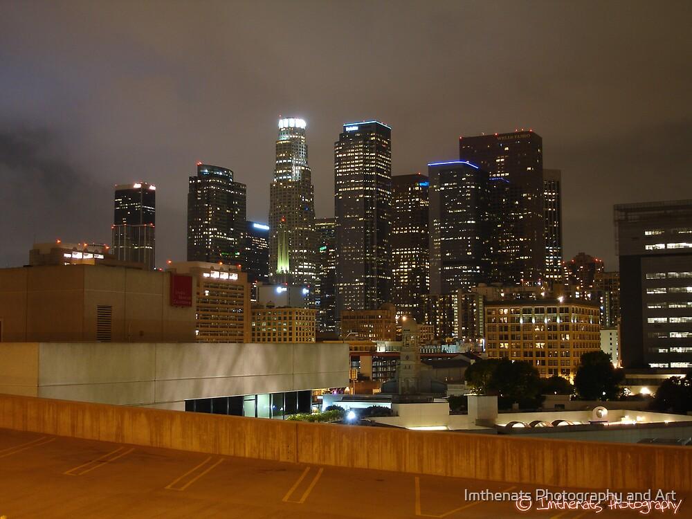 My LA Nightshot 01 by Imthenats Photography
