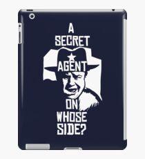 James Bond - Sheriff John W Pepper iPad Case/Skin