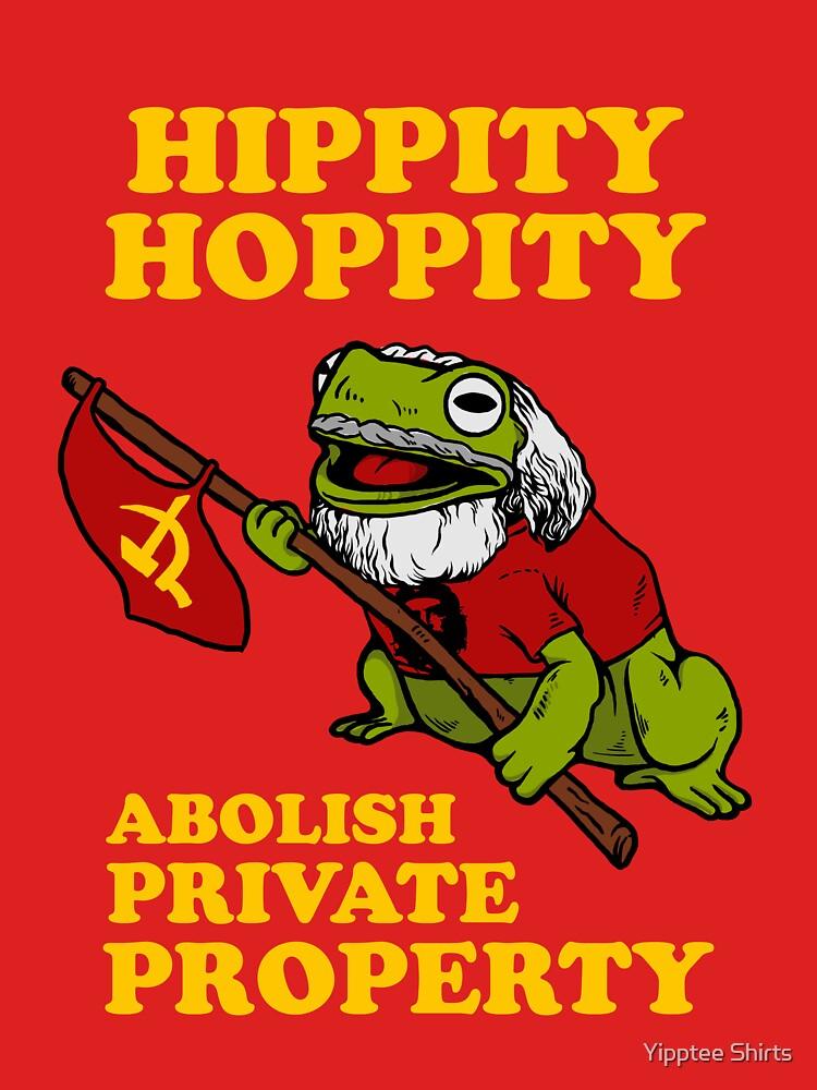 Hippity Hoppity Abschaffen Privateigentum von dumbshirts