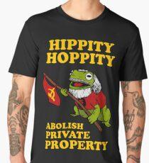 Hippity Hoppity Abolish Private Property Men's Premium T-Shirt