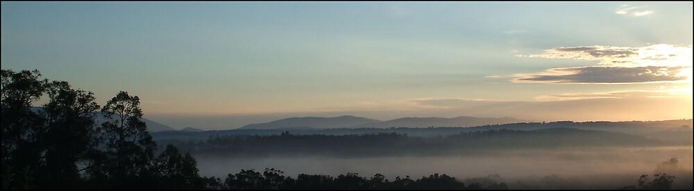 Sunrise - Warburton Ranges by emilywrong19