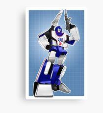 Transformers Mirage Canvas Print