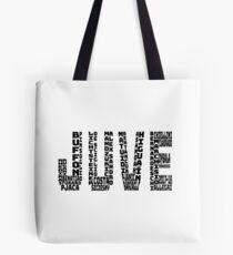 Juventus 2017-2018 Tote Bag