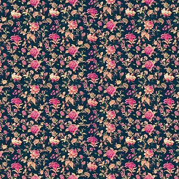 Floral print by Tabbycat429
