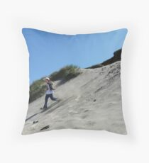 Geronimo!!! Throw Pillow