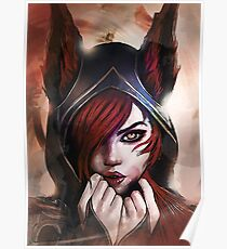 League of Legends XAYAH Poster