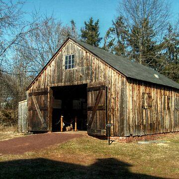 Farley Blacksmith Shop by amberwayne52