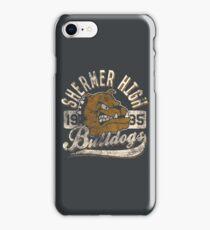The Breakfast Club - Shermer High  iPhone Case/Skin