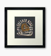 The Breakfast Club - Shermer High  Framed Print