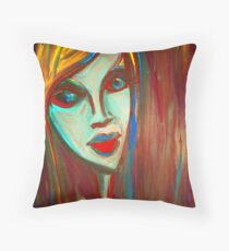 Dreamy Daze Throw Pillow