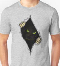 Scary Monster Inside Amazing 3D Illusion Unisex T-Shirt
