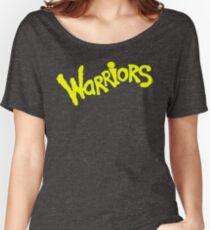 GS WARRIORS Women's Relaxed Fit T-Shirt