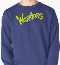 GS WARRIORS Pullover