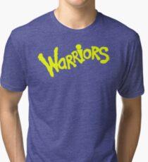GS WARRIORS Tri-blend T-Shirt