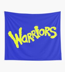 GS WARRIORS Wall Tapestry