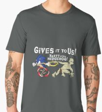 Nasty Hedgehog!!! Men's Premium T-Shirt