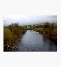 River Wharf - Yorkshire Dales Photographic Print