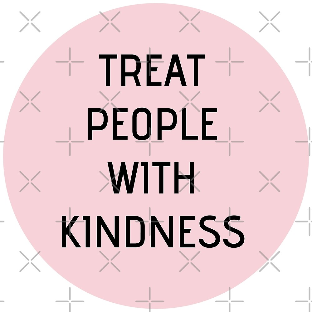 Harry Styles - Treat People With Kindness (circle) by frgofficial