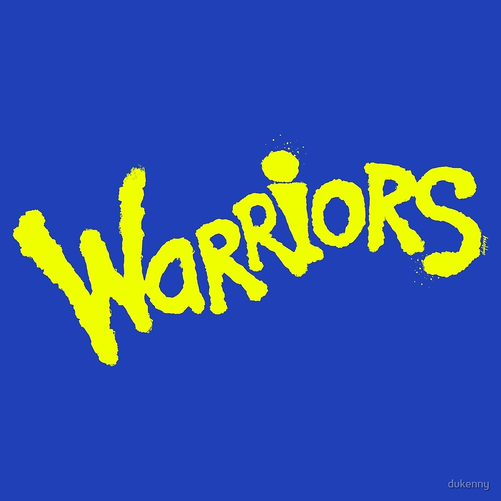 GS WARRIORS by dukenny
