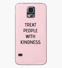 Harry Styles - Treat People With Kindness (all pink) Case/Skin for Samsung Galaxy