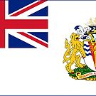 British Antarctic Territory Flag Products by Mark Podger