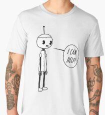 Vintage Minsky 5 Men's Premium T-Shirt