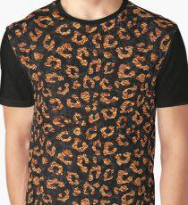 SKIN5 BLACK MARBLE & COPPER FOIL (R) Graphic T-Shirt