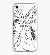 Bret Jermaine Flight of the Conchords iPhone Case/Skin