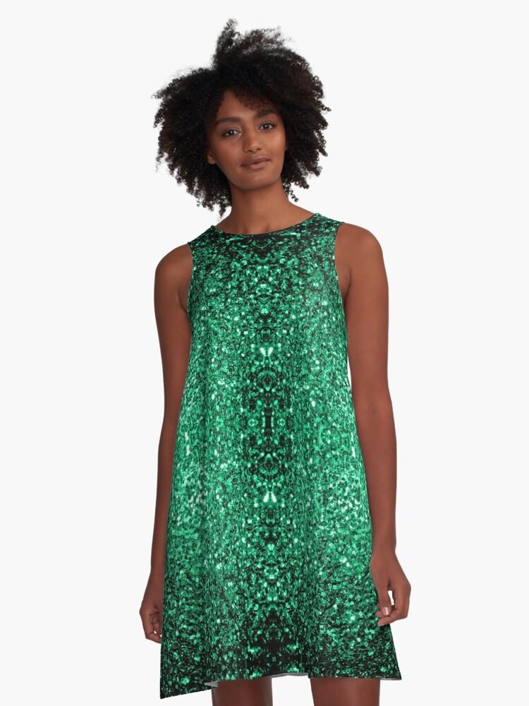 0404fd22daf Beautiful Emerald Green glitter sparkles