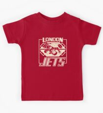 Red Dwarf - London Jets Kids Tee