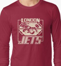 Red Dwarf - London Jets Long Sleeve T-Shirt