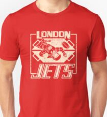 Red Dwarf - London Jets T-Shirt