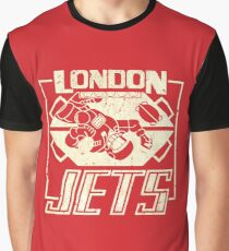 Red Dwarf - London Jets Graphic T-Shirt